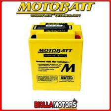 MB12U BATTERIA 12N12A-4A-1 INGERSOL EQUIPMENT 80XE - 1984-1993 MOTOBATT 12N12A4A
