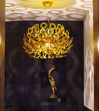 DANDELION HUTTEN ALUMINIUM PENDANT LIGHT RETRO Available in silver or gold