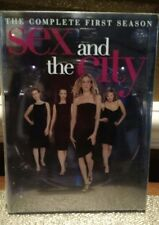 Sex and the City: The Complete First Season DVD 2000, 2-Disc Set, Factory Sealed