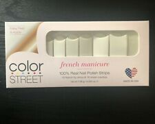 Color Street Nail Polish Strips ~ Various Colors / Style / Print ~ You Choose