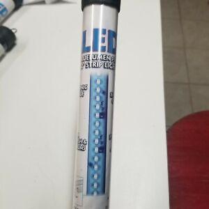 "Current Usa TrueLumen Pro 12"" Deepwater Blue 453nm Actinic LED StripLight"