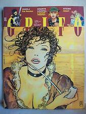 IL GRIFO nr 8 + allegato Bilal - 1991 - Editori del Grifo