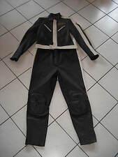 Motoradkombi Lederkombi 2 teilig Leder Jacke u Hose BELMO Design Damen Größe 40