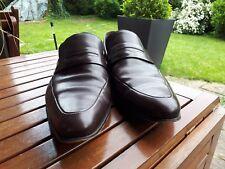HUGO BOSS.Chaussures.Shoes.Mocassin.44.MARRON.Trés bon état.