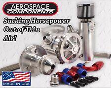 NEW!!! PRO RACING SMALL BLOCK FORD VACUUM PUMP 3 VANE AEROSPACE  KIT