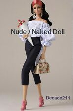 Fashion Royalty La Femme Vivacite Eugenia Perrin Frost Vivacité Nude Doll W/ COA