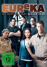 Eureka - Die komplette 4. Staffel (Colin Ferguson)                   | DVD | 250