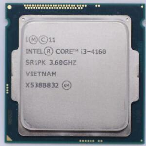 Intel Core i3-4160 - 3.6 GHz (SR1PK) Processor
