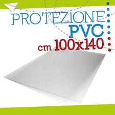 FOGLIO PVC TRASPARENTE 100x140 cm foglio pannello fogli plexiglass lastra 100045