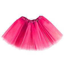 Girls tutu Ballet Dance Dress Wear Party skirt One Size for Kids Custume US SHIP
