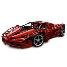 Enzo Ferrari 1:10 Compatible With Lego Technic 8653 New * Fast USA Shipping*