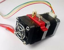 3D printer Reprap prusa Makerbot MK8 metal proximity extruder  42 stepper 1.75mm