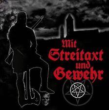 V/A - Mit Streitaxt und Gewehr CD (Black & Pagan Metal Sammlung,Kirchenbrand)