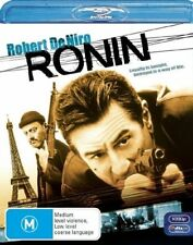 Ronin Blu-ray: B (Europe, AU, NZ, Africa...) DVDs & Blu-ray Discs