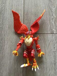 Bandai Digimon Birdramon/Garudamon Digivolving Action Transformer  Figure