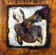 PARADISE LOST as i die (CD single 4 track EP) goth rock, doom metal, heavy metal
