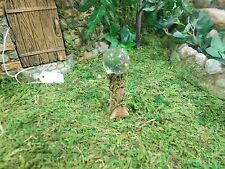 Mg29 Marshall Garden Gazing Ball Dollhouse Fairy Faerie Gnome