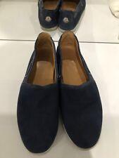 Moncler Men's Navy Slip On Shoes Size 43