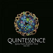 QUINTESSENCE (U.K.) - SPIRITS FROM ANOTHER TIME 1969-1971 NEW CD