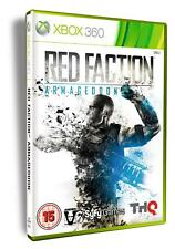 RED FACTION ARMAGEDDON | XBOX 360 | THQ | NEU&OVP | USK18