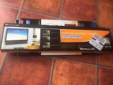 """NEW Alphaline Unitversal Soundbar Mount Fits 37"""" - 90"""" screen size sound bar"""