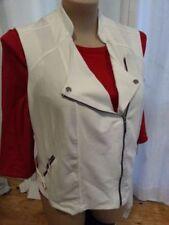 Crossroads Machine Washable Solid Regular Size Coats, Jackets & Vests for Women