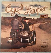 Cyndi Lauper - Detour Blue Swirl ( COLORED VINYL 2016 ) NEW