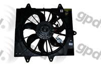 Engine Cooling Fan Assembly-GAS, Turbo fits 03-04 Chrysler PT Cruiser 2.4L-L4