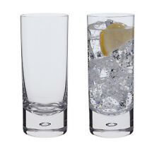 Dartington Crystal - Exmoor Collection Pair of Highball Glasses in Gift Box
