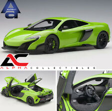 AUTOART 76049 1:18 McLAREN 675LT (NAPIER GREEN) SUPERCAR