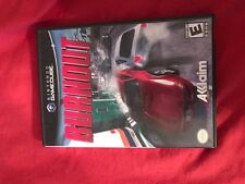 Burnout (Nintendo GameCube, 2002) CIB Complete & Play Tested
