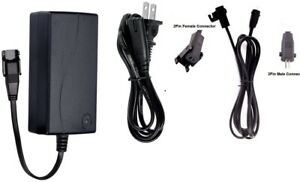 Okin Limoss Ashley Lift chair Recliner Power Supply power cord motor cable 5pin