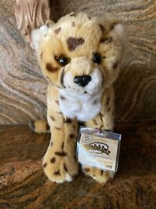 Webkinz Signature Cheetah With Unused Sealed Code Still Attached to Webkinz