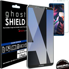 2x TECHGEAR (TPU) FULL COVERAGE Screen Protectors for Huawei Mate 10 Pro