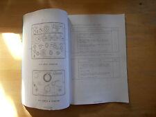 UK/VRC 321.Radio station.User handbook.