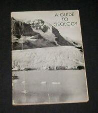1960 Canada Canadian Geology Yoho Jasper National Parks Glacier Fundy Mineral