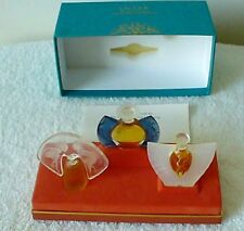 Lalique miniature ULTIMATE perfume collection