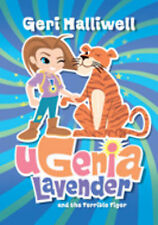 Ugenia Lavender & the Terrible Tiger by Geri Halliwell Hardback Book