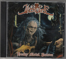 WITCHCURSE - heavy metal poison CD