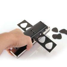Guitar Pick Punch Maker Plectrum Card Cutter Tool Cut Machine DIY Strip Sheet LI
