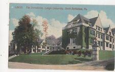 The Dormitories Lehigh University South Bethlehem Pa 1913 Postcard USA 337a