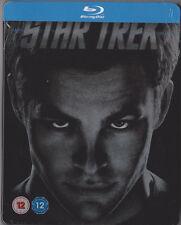 Star Trek XI 11, Blu Ray Steelbook KIRK, OUT OF PRINT,NEU & OVP