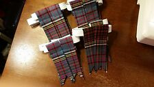 Highland Sock Flashes Anderson Modern Tartan