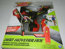 New Air Hogs Red 360 Hoverblade Rc Remote Control Boomerang airhogs airhog hover