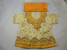 "Punjabi Outfit- Children'S - New- 12"" Arm Pit To Arm Pit Measure"