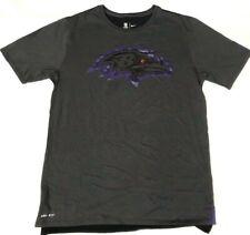 New listing Nike Dri-Fit NFL Onfield Apparel Baltimore Ravens T Shirt Men's Large SS