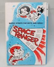 early 60's SPACE RANGER Children's Watch Straps by Miller STORE DISPLAY