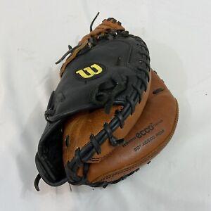 "Wilson Pro 500 AO500 Ecco leather 32"" Catchers Mitt Glove youth baseball Righty"