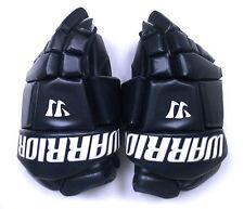 "New Warrior Fatboy box lacrosse goalie gloves 13"" navy Lax indoor senior goal"