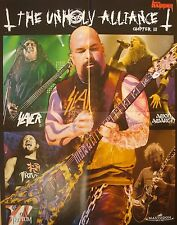 Slayer  _   1 Poster / Plakat   _  Keeper Of The Seven Keys Part 1